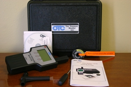 Tire Pressure Monitor Resetting – Auto Specialty Tools