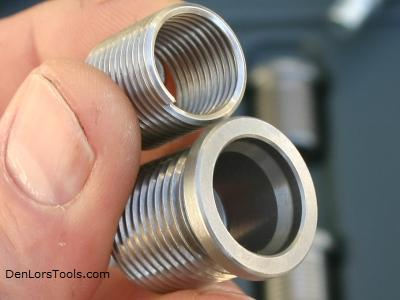 Time Sert or Heli-Coil? Look at Calvan's Ford Spark Plug Kit