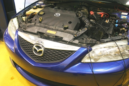 watch mazda youtube how bulb a to replace on headlight