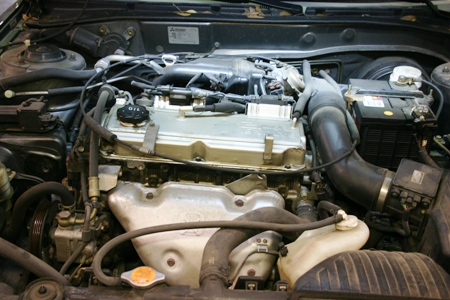 Denlors Auto Blog » Blog Archive » Timing Belt Replacet 2.4 ...