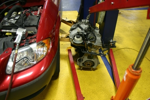 Denlors Auto Blog » Archive Dodge Caravan Engine Change