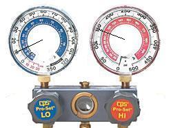 AC Gauge Readings