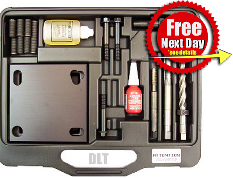 Time-Sert Thread Repair Kit for Land Rover Head Bolts – 12188