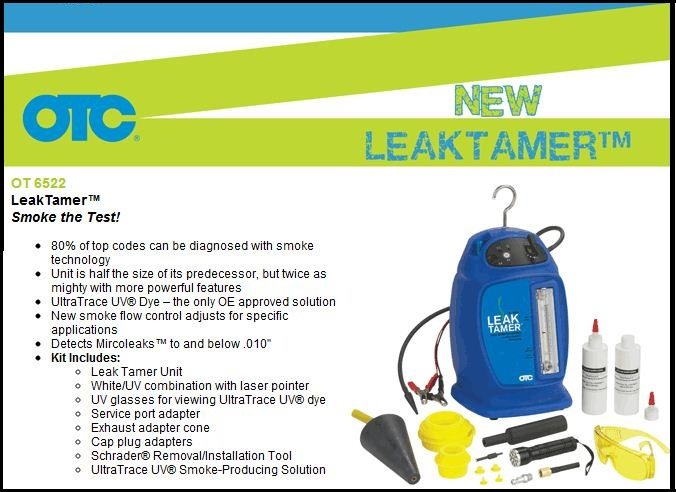 The New Smaller OTC Leak Tamer
