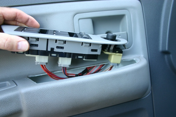 Denlors Auto Blog Blog Archive My Power Window is Stuck – Dodge Dakota Window Switch Wiring