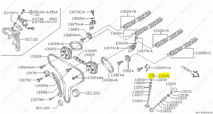 Nissan 3.5 Lifter denlors auto blog blog archive 3 5 nissan engine noise tapping