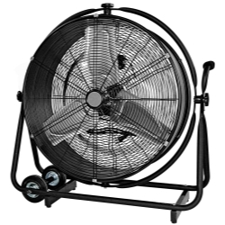 Shop Fans, A Must for Hot Repair Shops and Busy Garages