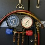 134A AC Refrigerant Manifold Gauge Set - Air Conditioning Tools