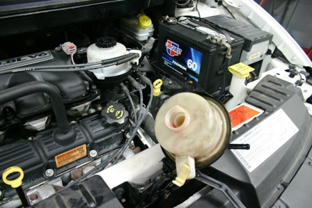 Denlors Auto Blog » Blog Archive » Caravan Power Steering Noises