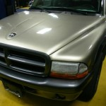Dodge Dakota - Cant Shift - Won't Come Out of Park