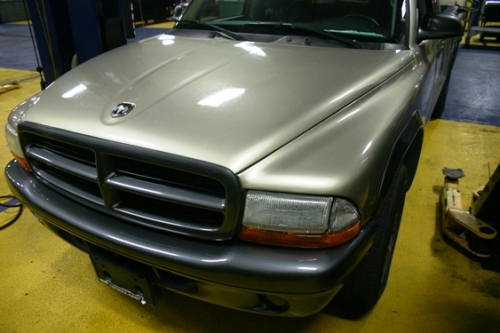 Dodge Dakota – Cant Shift – Won't Come Out of Park