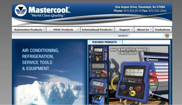 Mastercool Car AC Tools and Equipment – Tool Information