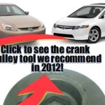Honda-Crank-Pulley-tool-Recommended