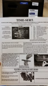5600 Laminated instructions page 1