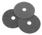 "Image Firepower 1423-2172 Resin Fibre Sanding Discs 7"" x 7/8"" 36 Grit 3 Pack"