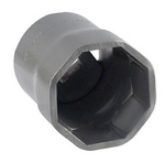 Image OTC 1903 2-3/8 in. 3/4 in. Dr. 8 Point Locknut Socket