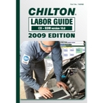 Image Chiltons Book Company 1-4354-6968-2 Chilton 2009 Labor Guide CD-ROM