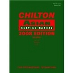 Image Chiltons Book Company 1-4283-2215-9 Chilton 2008 Asian Service Manual Volume 1