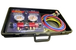 Image Clip Light Mfg. 309KIT Vision AC Manifold Gauge Set