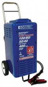 Associated Equipment Battery Charger 6/12/18/24V-100 Amp, 600 Amp Boost ASO6002B image