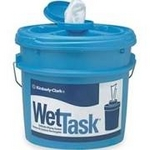 Image Kimberly Clark 6006 Wet Task Hydroknit Wipers