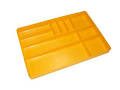 Image Protoco 6030 Tool Box Tray Yellow