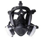 Image SAS Safety 7750-61 Large Opti-Fit N95 Fullface APR Respirator