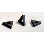 Image Ammco 940415 Kwik Way Carbide Brake Lathe Bits Positive Rake 10 Pk