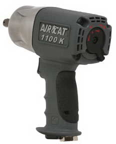 "AirCat 1100-K NEW COMPOSITE 1/2"" IMPACT WRENCH image"
