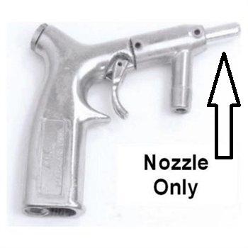 "ALC Keysco 40052 5//16/"" Steel Siphon Blaster Nozzle"