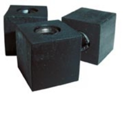 ALC Keysco 40164 Rubber Sealing Block for Pressure Blast Handles image