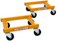 ALC Keysco 77788 Pair of Wheel Dollies 1200 lbs. each image