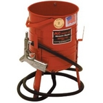 Image ALC Keysco 40017 Siphon Feed Sand Blaster Kit with 50lb Capacity