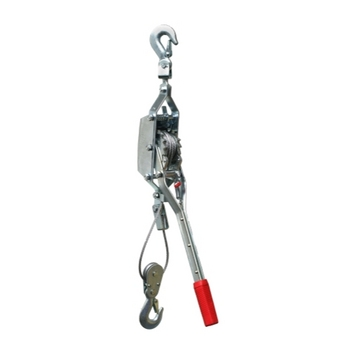 American Power Pull 18600 2 Ton Dual Ratchet Drive Cable Puller image