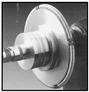 Ammco AMM 9800 Spring Silencer for Vented Rotors  image