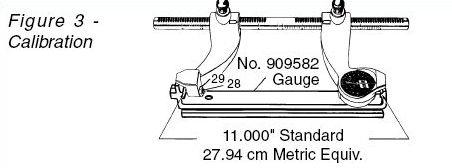 Ammco 909582 Calibration Gauge for model 8500 Micrometer image