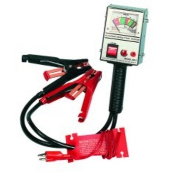 associated 6031 alternator battery tester 125 amp load hand held charging battery starter. Black Bedroom Furniture Sets. Home Design Ideas