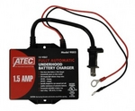 Image Associated 9002 Automatic Battery Charger / Maintainer 12V 1.5A