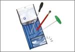 Image Assenmacher AST 3200 European Door Hinge and Handle Tool Kit