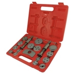 Image Astro Pneumatic 78618 18pc Brake Caliper Wind Back Tool Set