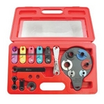 Image Astro Pneumatic 78930 15 Piece Master Disconnect Tool Set