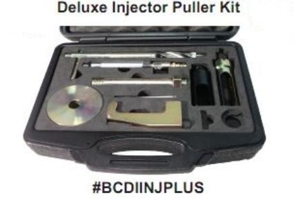 Baum BCDIINJPLUS Deluxe Injector Puller Kit  image