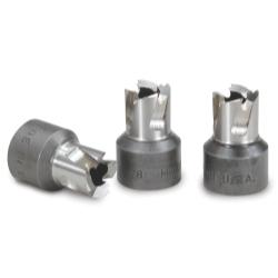 Blair 11100-3 11,000 Series Rotobroach Cutters 1/4