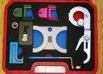 Image Baum Tools GM Ecotech Timing Belt Alignment Kit BOM4145