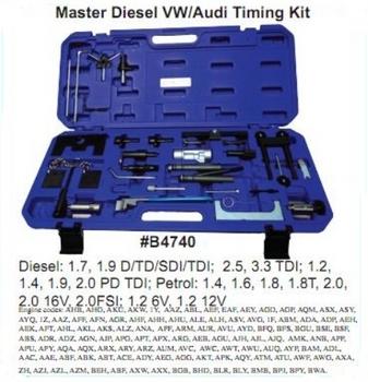 Baum B4740 Master Diesel VW/Audi Timing Kit image