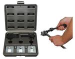 Image CalVan Tools 154 Metric In-line Flaring Tool Set