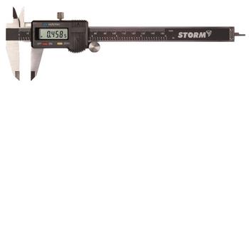 Central Tools 3C301 Digital Caliper 0-6