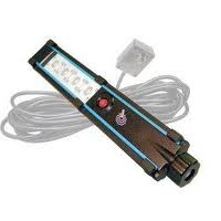 Clip Light 123407 4 LED Hemitech Light with 25' 18/2 SJOW Cable image