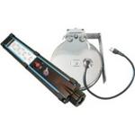 Image Clip Light 223312 3 LED Hemitech Light with Chrome Cord Reel with 40' 18/2 SJTO