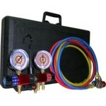 Image Clip Light Manufacturing 310KIT Firefly Manifold Gauge Set